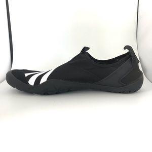 Adidas unisex Jawpaw slip on water shoes